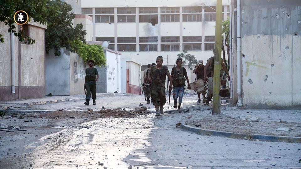 كتيبة طارق بن زياد تنفذ عملية نوعية في درنة