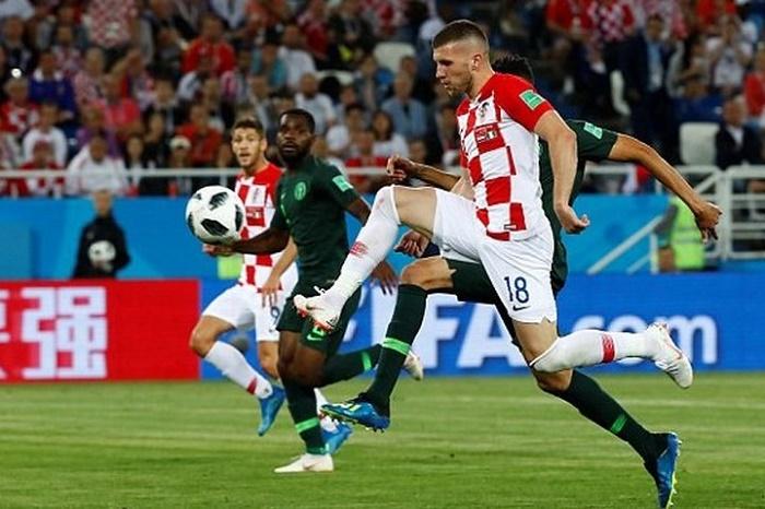 كرواتيا تعبر نيجيريا في أولي مبارياتها الموندياليه