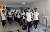 شباب ليبيا يغادر إلى اسبانيا للمشاركة في بطولة المتوسط
