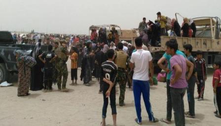 داعش المنهزم ينتقم من المدنيين الأبرار