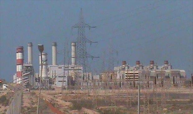 العامة للكهرباء: خروج وحدات توليد في محطة كهرباء شمال بنغازي وبداية طرح الأحمال
