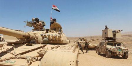 مقتل عصب داعش وقطع عموده الفقري