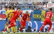 إنجلترا تتأهل لنصف نهائي المونديال بثنائية في شباك السويد