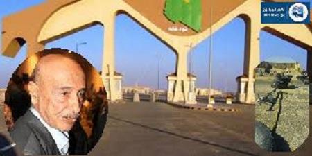 صالح يقنع المحتجين بفتح منفذ أمساعد بعد إغلاقه لعدة ساعات..بماذا وعدهم؟