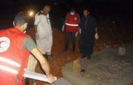 مواطن يعثر على جثة مجهولة ملقاة على ساحل الجبل الأخضر