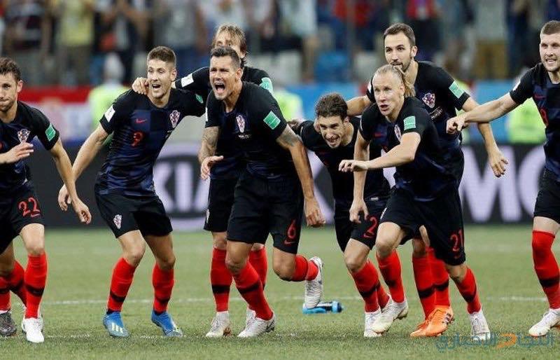 كرواتيا تدفن حلم روسيا في المونديال