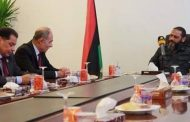هويدي يلتقي ممثلين عن الإدارة الأمنية للأمم المتحدة