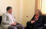 ويليامز لـ داخلية الوفاق: ملتزمون بتنسيق جهود توحيد المؤسسات الأمنية في ليبيا