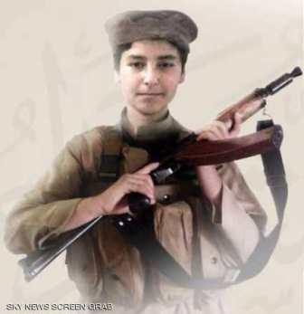 هل لزعيم داعش قلب يبكي مقتل نجله؟