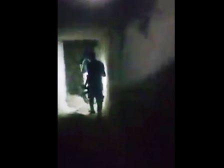 خلال التمشيط...القوات المسلحة تعثر على أنفاق تحت الأرض في درنة