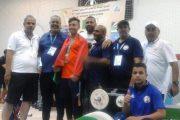 أثقال ليبيا تتألق ببطولة أفريقيا للشباب