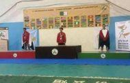 ليبيا تحصد برونزية في الكونغ فو ووشو