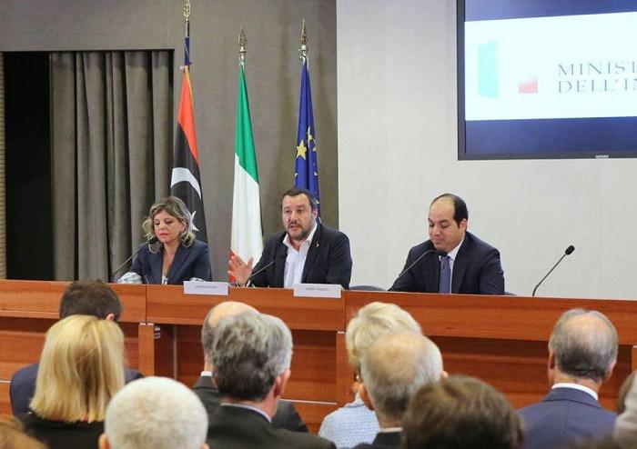 معيتيق في روما لمناقشة ملف الهجرة غير الشرعية
