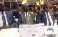 قلمة: البرلمان الأفريقي ناقش الوضع الليبي والدور الواجب القيام به حيال ليبيا