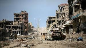 كرونولوجيا الدمار والإرهاب في سرت