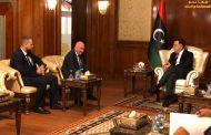 سفير المجر بليبيا يشيد بانتشار الأمن في العاصمة طرابلس