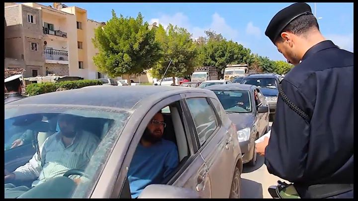 تعرف على التعليمات الصارمة لتأمين مدينة بنغازي
