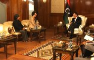 سفيرة كندا بليبيا تؤكد متابعة الإصلاحات الاقتصادية التي تعتزم حكومة الوفاق إطلاقها