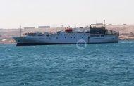 السفينة البنمية تغادر ميناء طبرق تاركةً ورائها الكثير من علامات الاستفهام والجدل