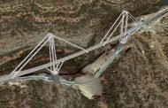 عقب انهيار توأمه...الأنظار تتجه إلى جسر وادي الكوف