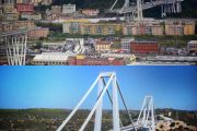 بعد انهيار توأمه في الشكل والتصميم .. ناقوس الخطر يدق جسر وادي الكوف