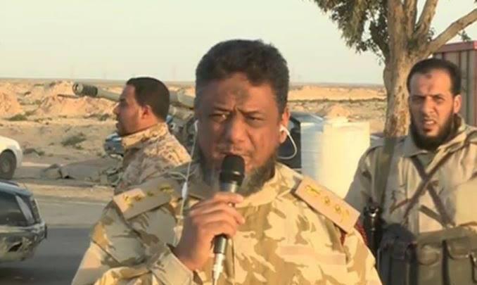 آمر منطقة الخليج العسكريةيؤكد ورود معلومات لتحشيد للجماعات الإرهابية للهجوم على الموانئ النفطية