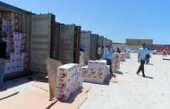 التفتيش على الشحنة الثانية من زيت الطهي في ميناء بنغازي