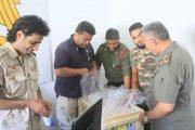الشروع في صرف القيمة المالية المخصصة لأهالي الشهداء من قبل قائد الجيش الليبي
