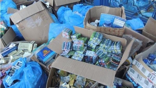 احباط عملية تهريب ادوية من تونس نحو ليبيا