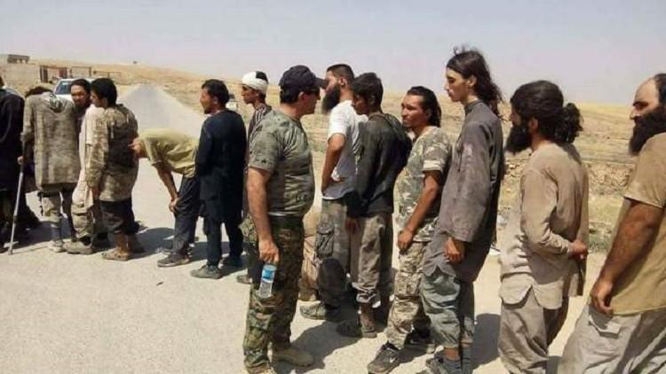وباء داعش: في حريتهم مصيبة وفي اعتقالهم معضلة