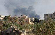 مليشيا اللواء السابع تواصل تقدمها بطريق المطار