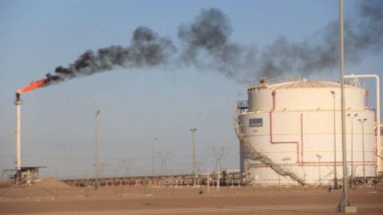 بالأرقام ..إنتاج الحقول النفطية في الواحات