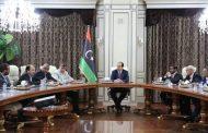 لجنة الطوارئ والأزمة تبحث سبل إعادة الخدمات تمهيدًا لعود النازحين جنوب طرابلس