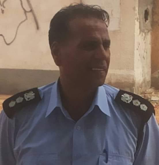 صورة نجاة رئيس لجنة القبول بمعهد الشرطة في درنة من محاولة اغتيال