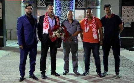 صورة العودة يصل بنغازي لقيادة الأهلي