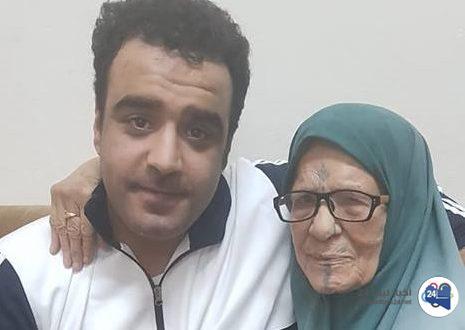 صورة بعد أكثر من شهر ونصف على اعتقاله مع والده .. إخلاء سراح نجل نائب رئيس جهاز المخابرات