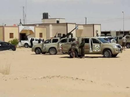 صورة مكافحة الإرهاب على رأس الملّفات اللّيبيّة