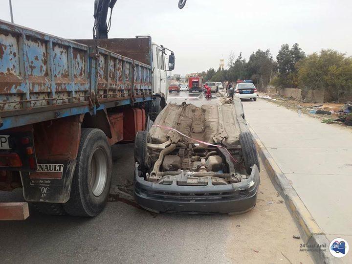 صورة بوشناف يطالب المصارف التي تستغل مقار على الطريق السريع بالعودة إلى مقارها في بحر شهر