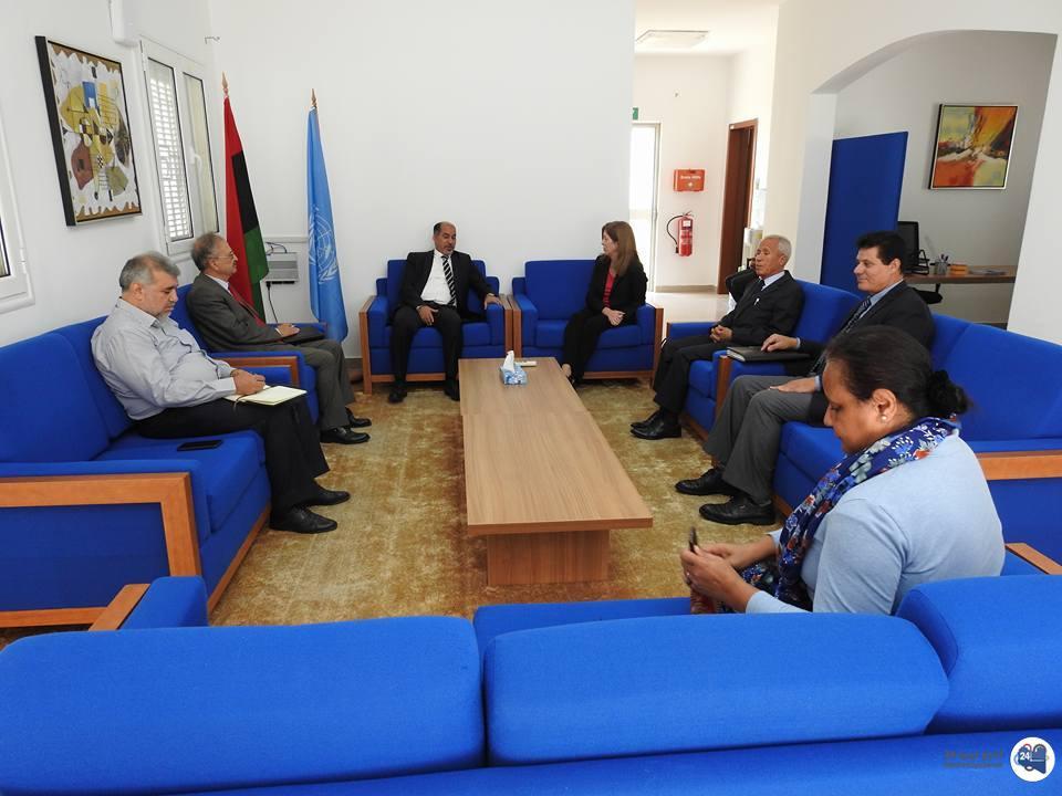 صورة تنسيق ودعم دولي ومحلي لحلحلة مشاكل الجنوب الليبي