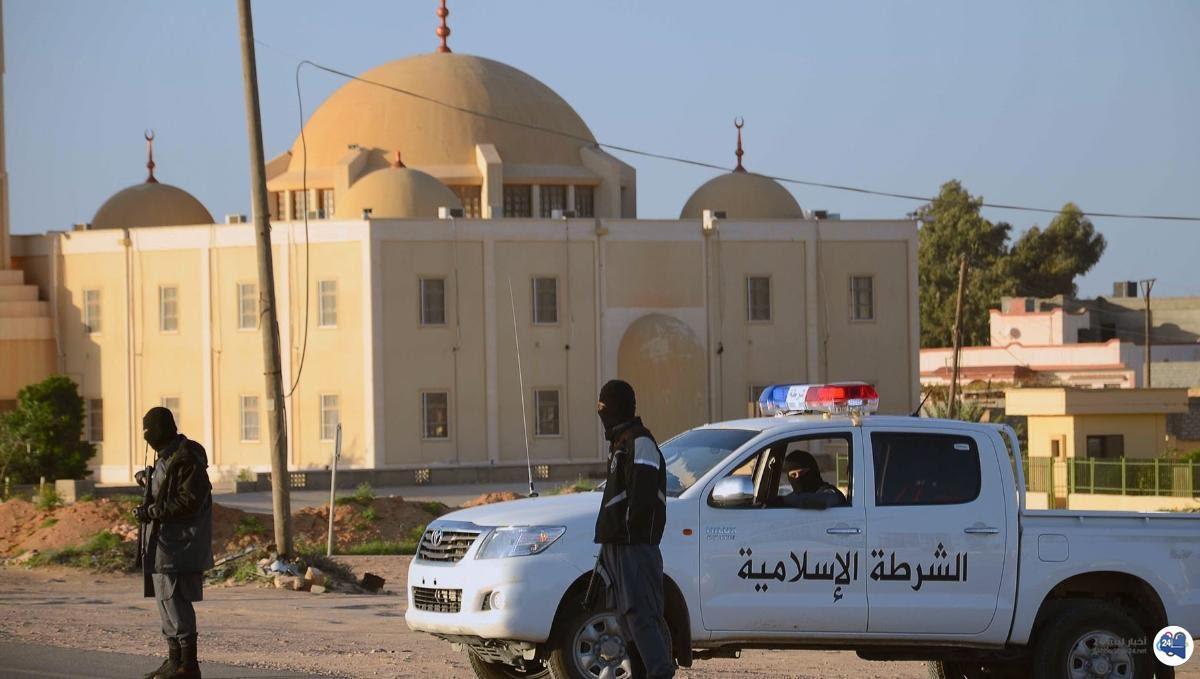 صورة تضارب الأنباء حول ظهور داعش في ضواحي سرت