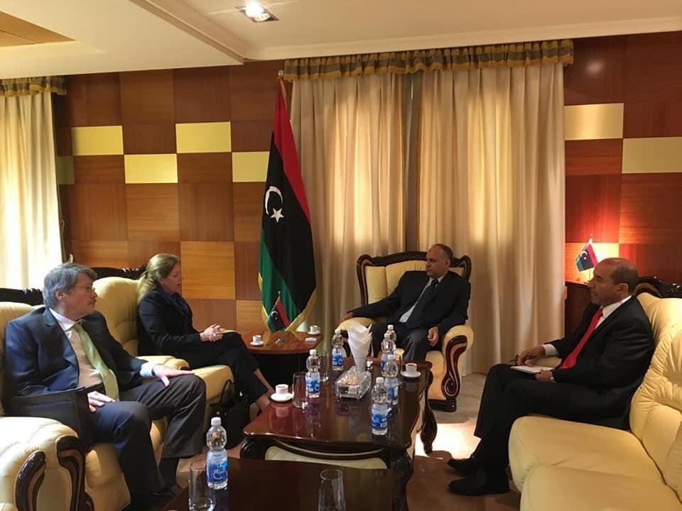 صورة ملف الإصلاحات الاقتصادية .. على طاولة المسؤولين في طرابلس والبعثة الأممية
