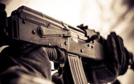 صورة حالة سطو مسلح جديدة وإصابة مدني في بنغازي
