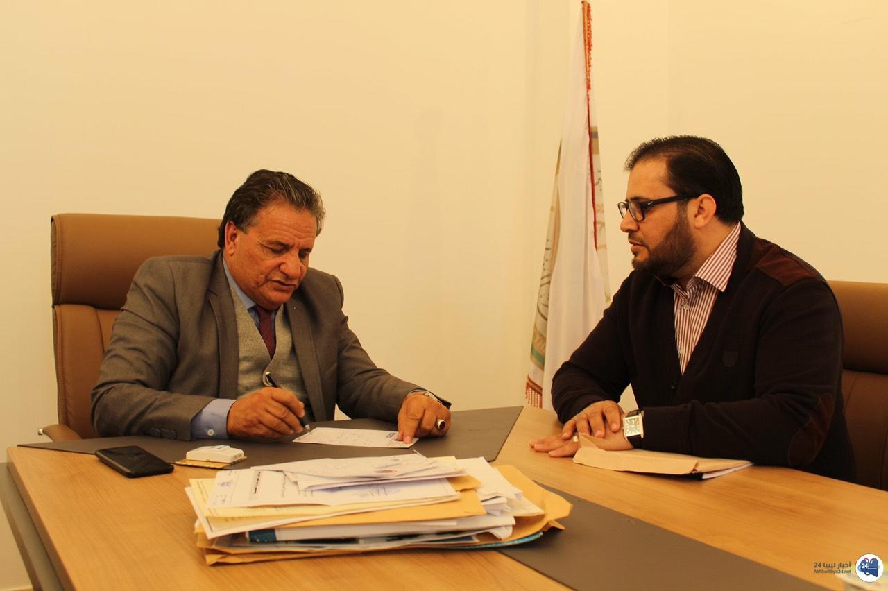 صورة مدير جديد لإدارة التخطيط الصحي والاستراتيجي بوزارة الصحة