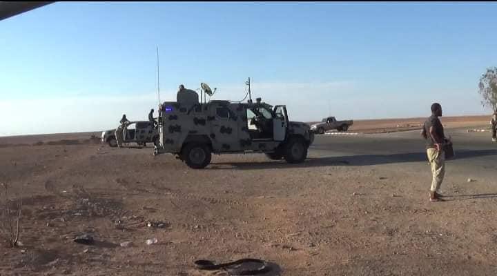 صورة بعد قلعة السدادة .. الجيش يعلن سيطرته على مواقع جديدة بالقرب من بني وليد