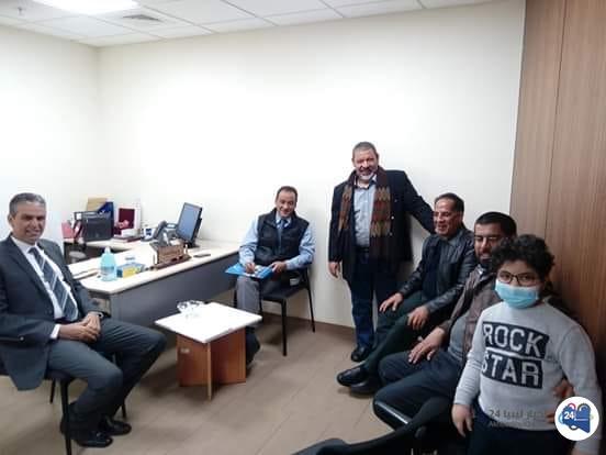 صورة لعلاج العديد من الأمراض المستعصية .. صحة المؤقتة تفعل الاتفاقية مع مركز الحسين للسرطان