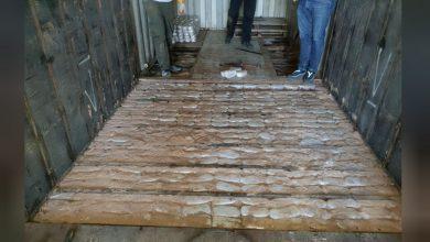 صورة اليونان تعترض باخرة محملة بالمخدرات بقيمة 100 مليون يورو متجهة لبنغازي
