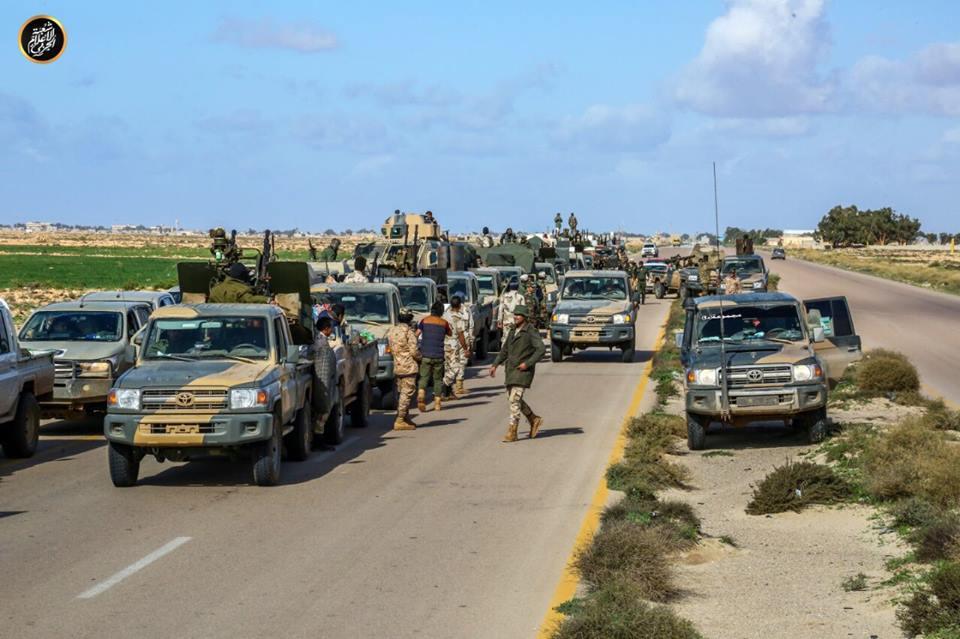 صورة الرئاسي يدين عمليات السدادة العسكرية
