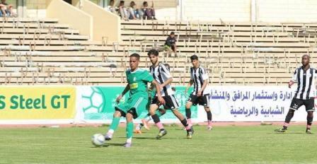 صورة مواجهات متوازنة في الجولة الثالثة للمجموعة الأولى من الدوري الليبي
