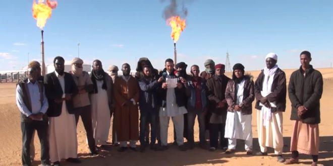 """صورة في محاولة لاحتواء """"غضب فزان"""" .. الوفاق تخصص مليار و120 مليون دينار للجنوب"""