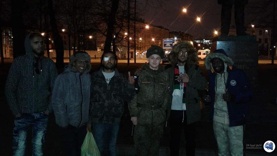 صورة تعرف على معاناة حرجى القوات الخاصة في روسيا ؟